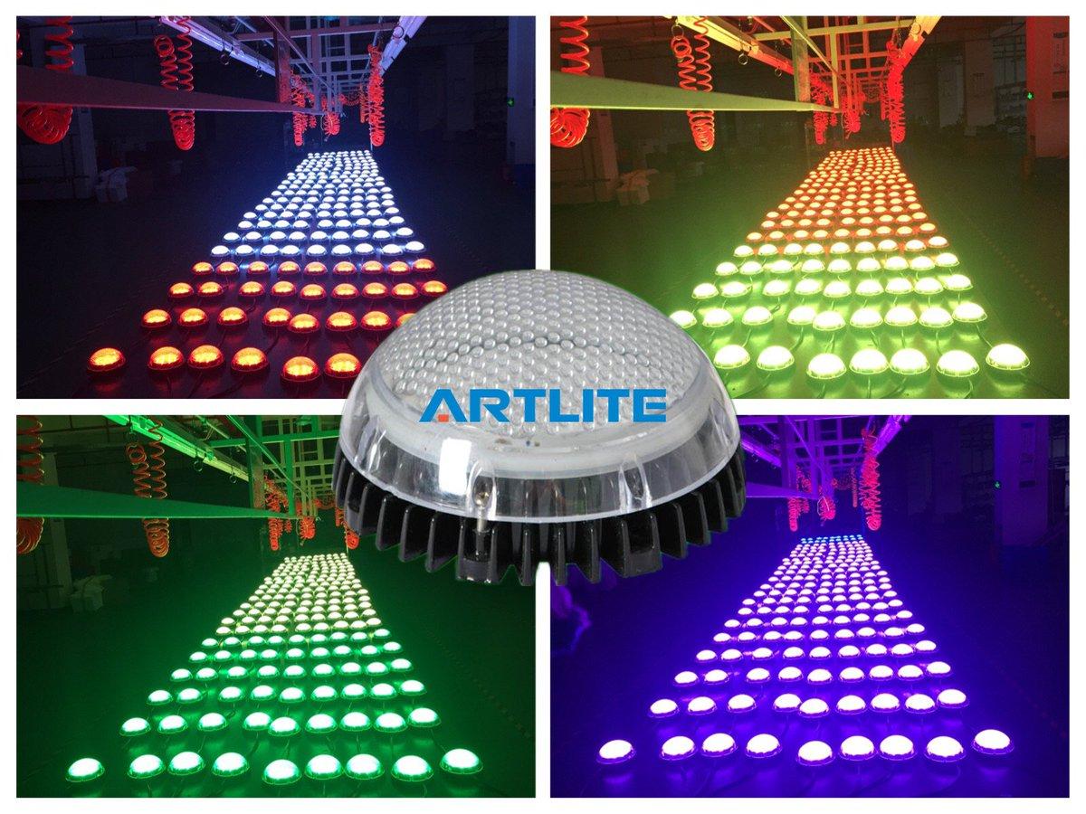 Artlite Lighting On Twitter Ip65 Waterproof Rgb Dmx