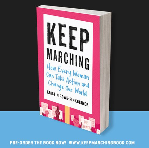 DYK: The U.S. doesn't have paid family/medical leave but 177 other countries do? Get ready to read #KeepMarching (coming soon) & find out how to change that!  Order here:  https://t.co/Jw9gLc77PL#MomsReading