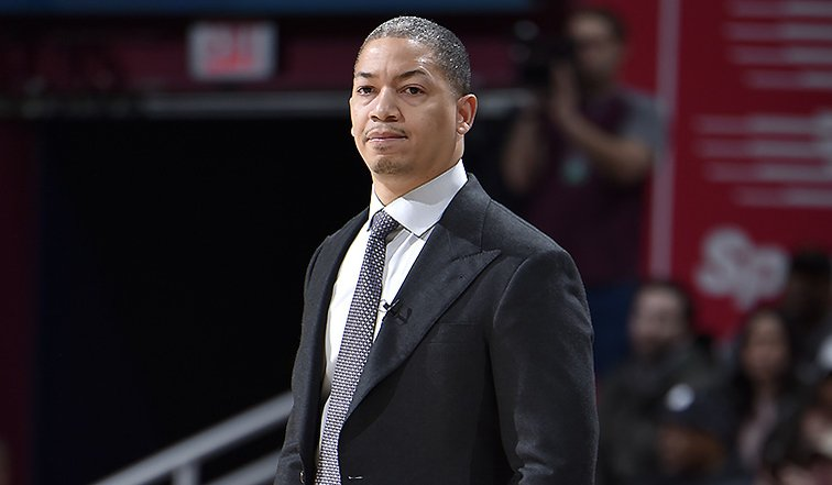 Official statements from Coach Ty Lue & Koby Altman: https://t.co/V3vUfP0yHH  #AllForOne https://t.co/FLuFZeQkfJ