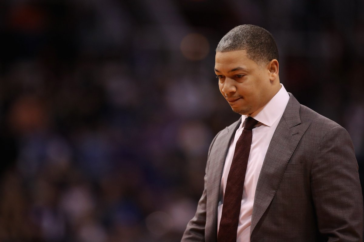 Tyronn Lue to take leave of absence to focus on health.  'I have had chest pains and other troubling symptoms, compounded by a loss of sleep.""