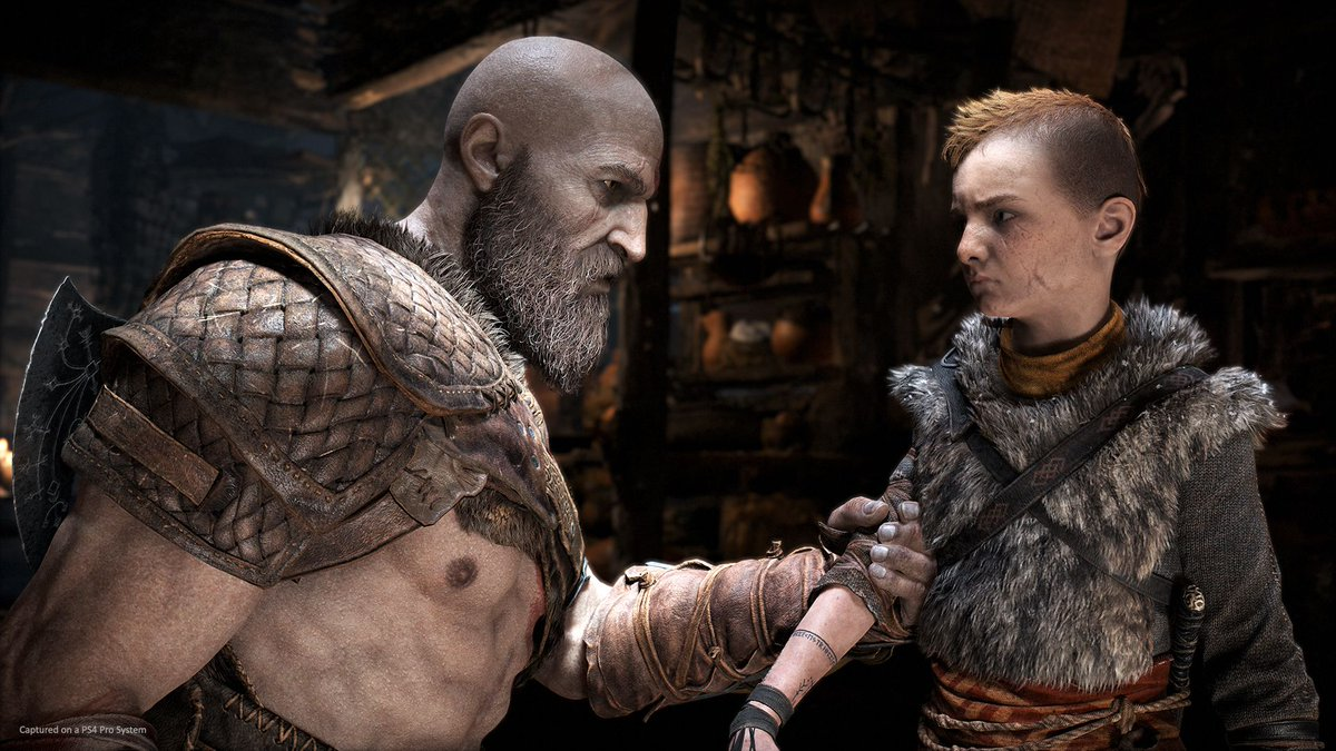 The first three hours of God of War are spectacular. Here are our in-depth, spoiler-free impressions! https://t.co/8tsQc4h8A9