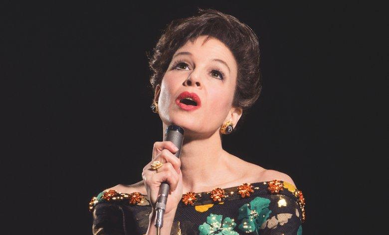 #Judy, Renée Zellweger è Judy Garland ne...