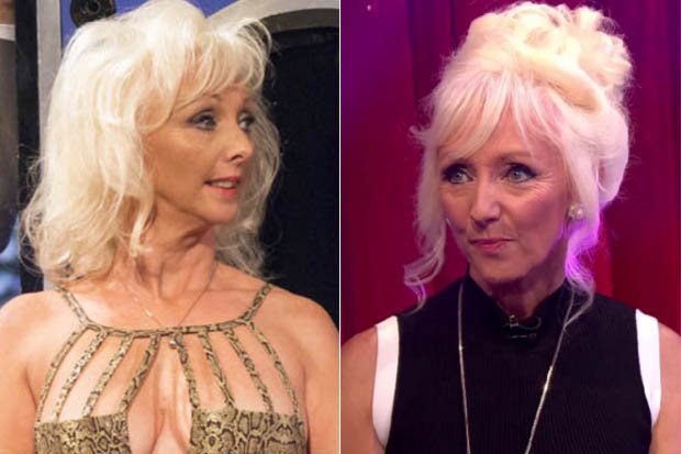 Is Debbie McGee the first star to sign up for #imaceleb ? https://t.co/ExHQDtjnAU