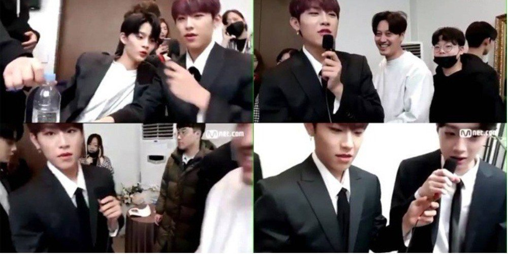 Wanna One members cursing, complaining, and making inappropriate remarks accidentally airs live https://t.co/FGlf9Z3joq