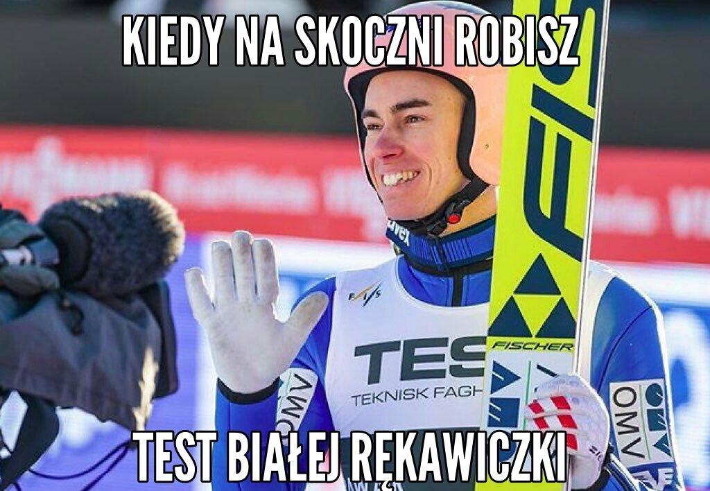 Stefan ma nowe hobby😂😂😂 #skijumpingfamil...
