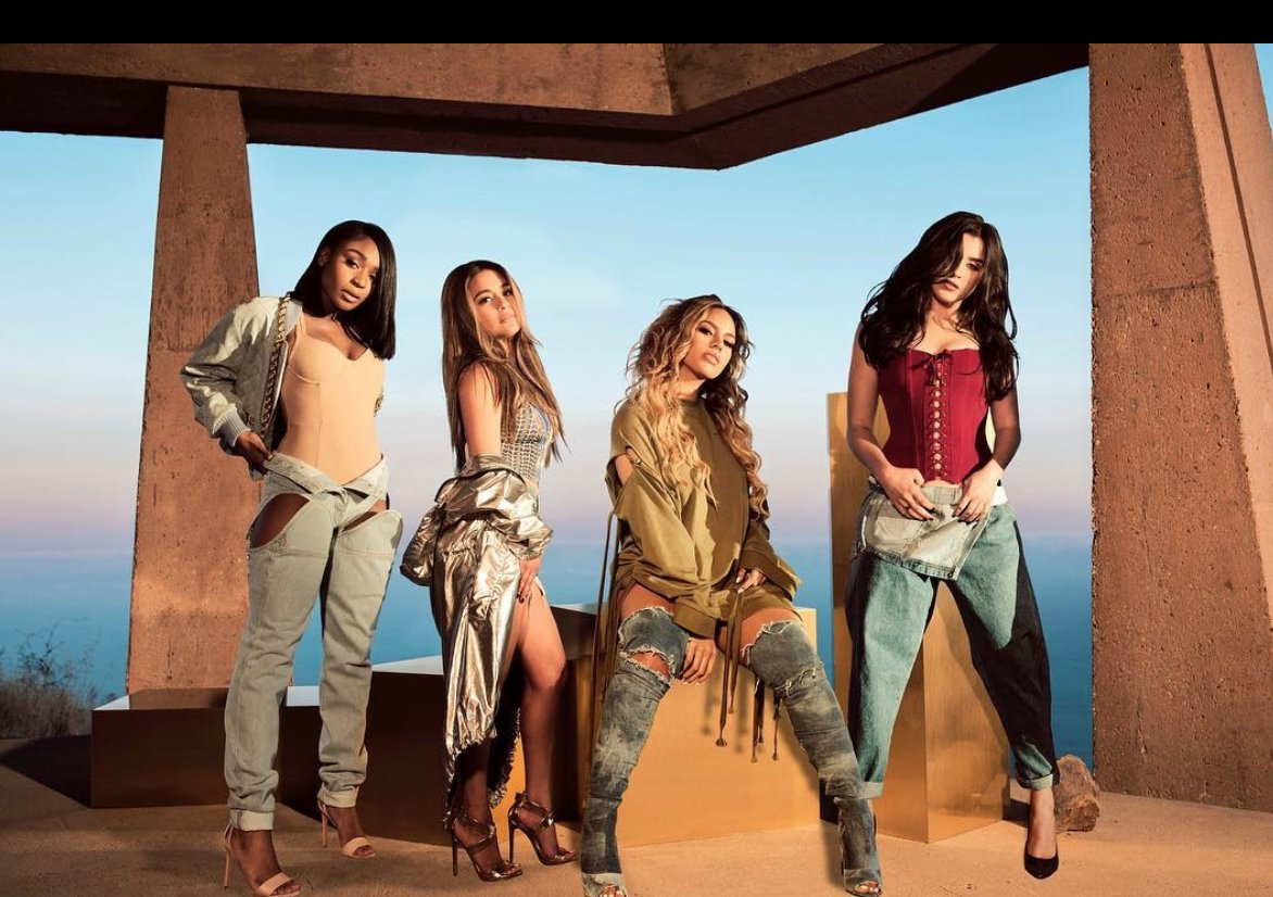 #ThankYouFifthHarmony for all the great...