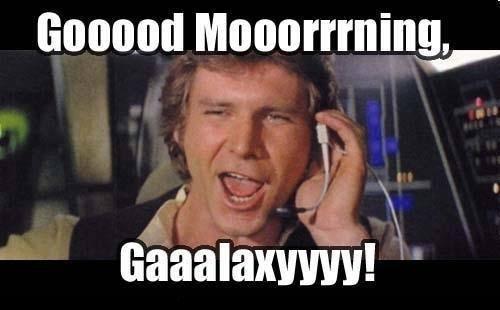 Happy Monday and...