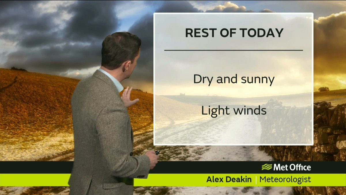 Watch: Latest Scottish forecast from the Met Office https://t.co/APCKX2FWmB