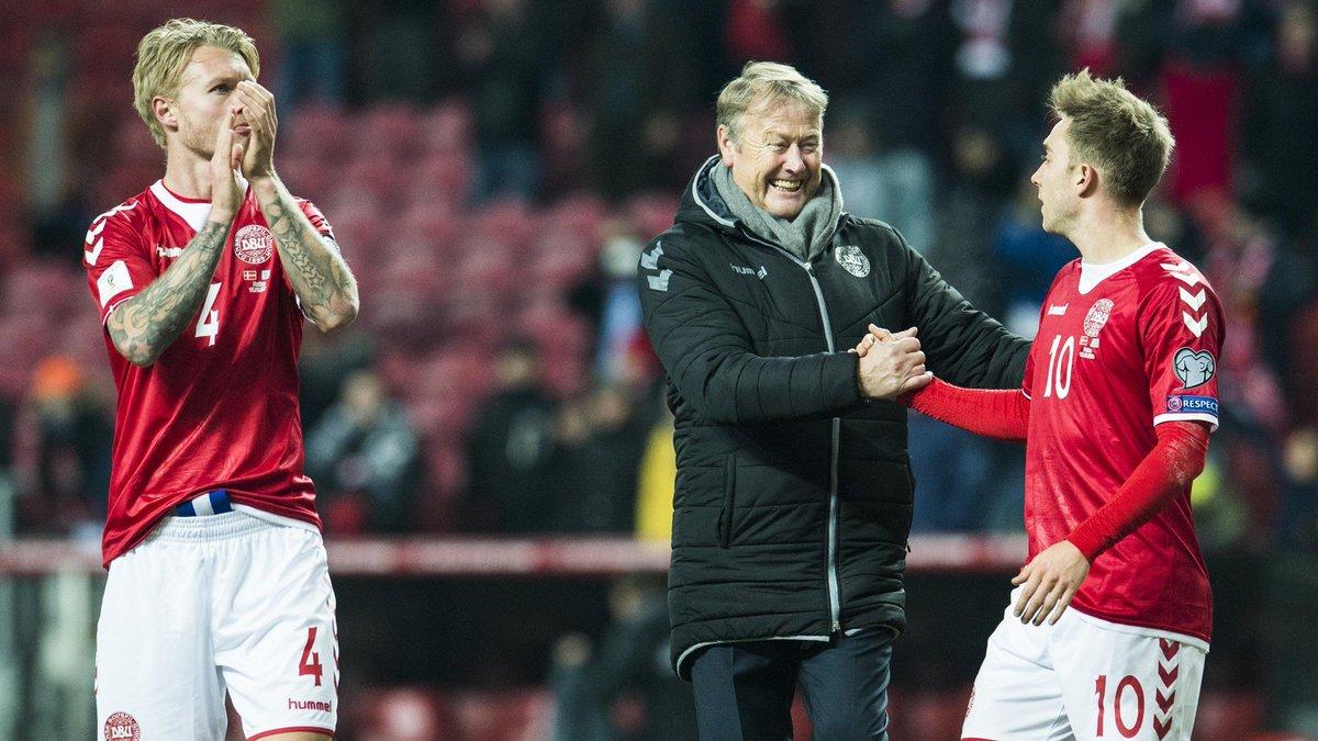 Åge Hareide melder om frisk trup før VM-...