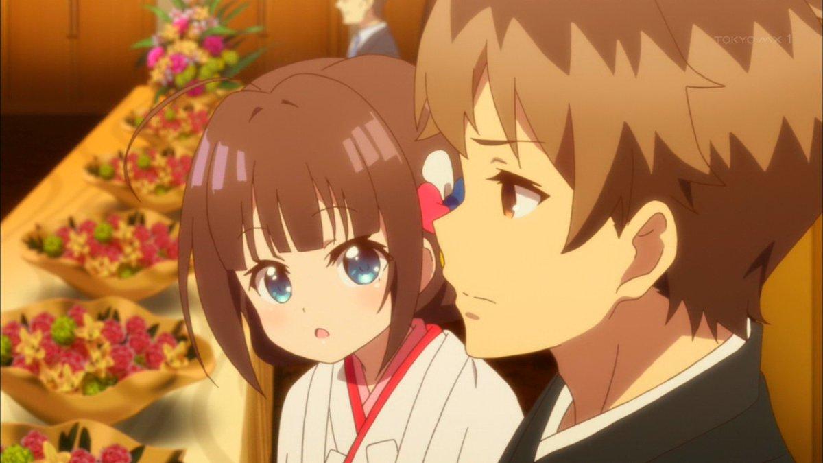 あいちゃん確信犯すぎるwww #ryuoh_anime #tokyomx