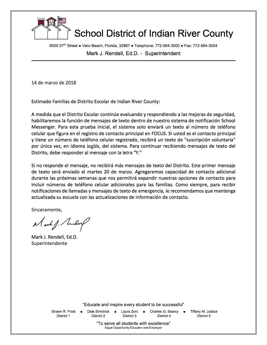 excuse letter for being absent today indian river schools on quot sdirc is enabling 25428 | DYqadHBW4AY656Y