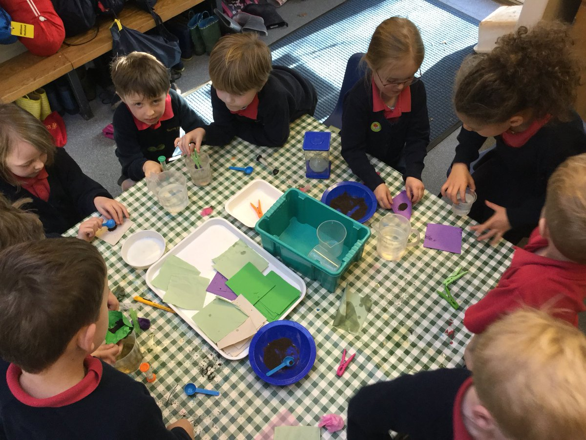 test Twitter Media - ...and they're even making their own tea bags in #gorseyscience club!! https://t.co/xNlmJUSnG7