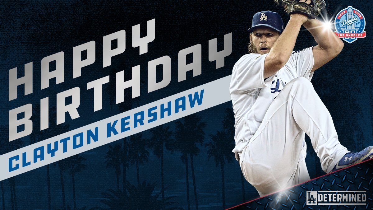 Happy birthday, @ClaytonKersh22! https://t.co/t0gCCjiWaD