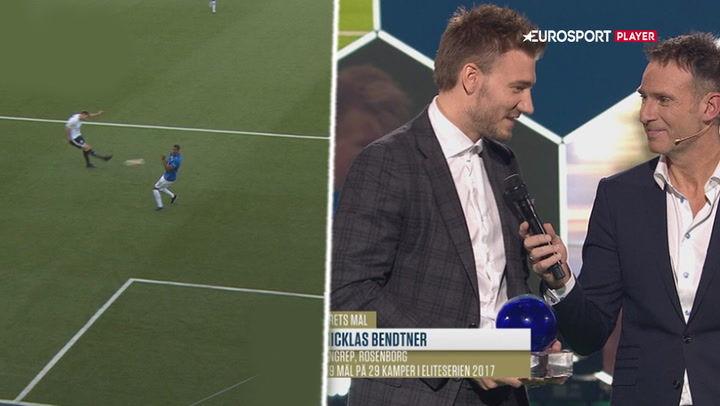 Inden testkampene: Bendtner forventer æn...