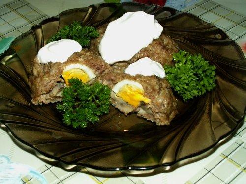 Мясные зразы рецепт