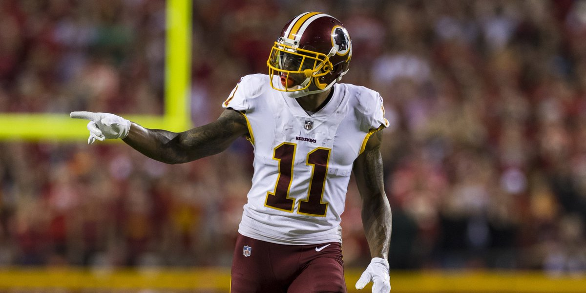 Free agency roundup: Former Redskins WR Terrelle Pryor scheduled to visit Jets https://t.co/dyDtDyDlTD