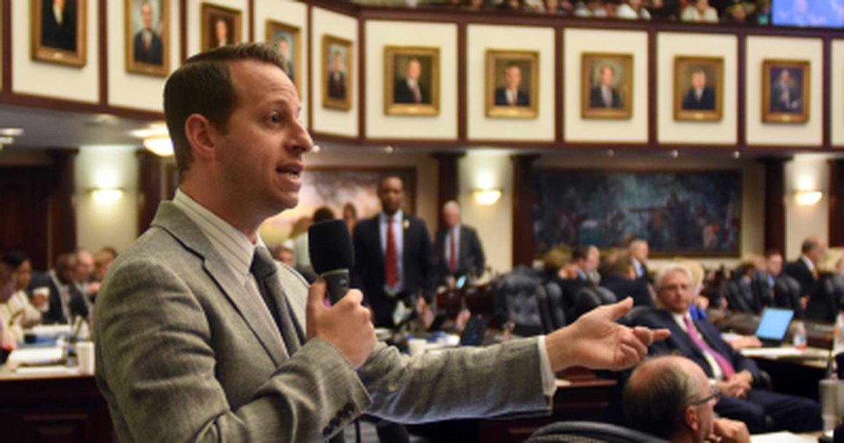 Rep. Jared Moskowitz challenges Ron DeSantis, Adam Putnam to debate on guns https://t.co/N0mC1wYAHl