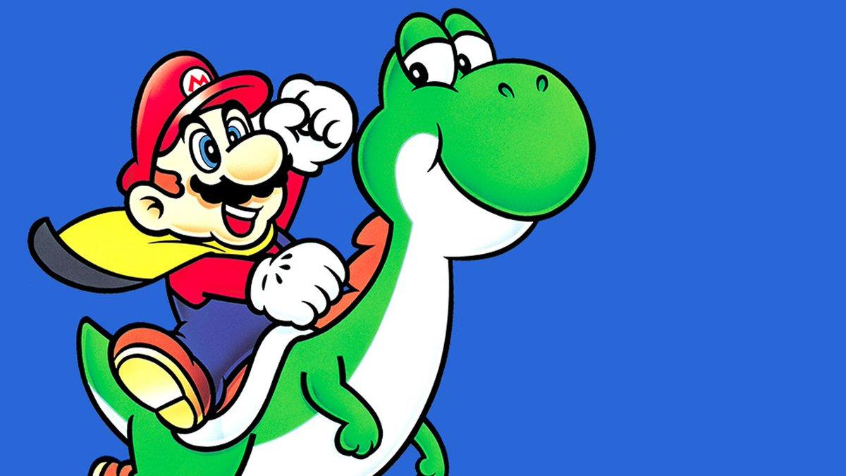 Super Mario World is still good, but we're not. https://t.co/ZOkjBy6xsy