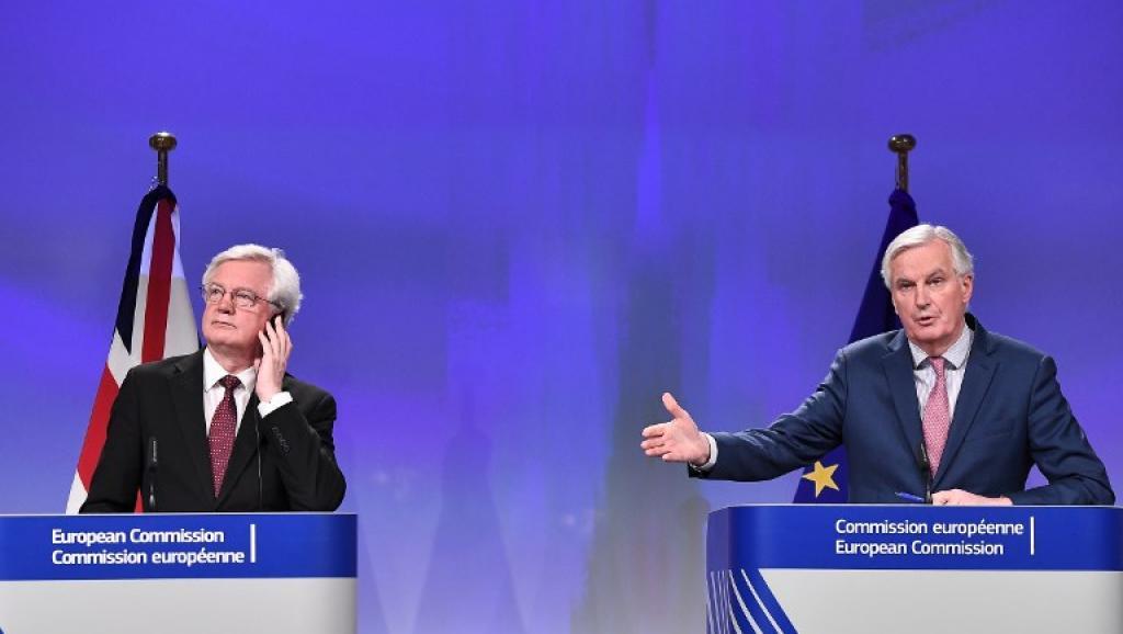 L'UE et le Royaume-Uni s'accordent sur la période de transition post-Brexit https://t.co/UjKXbqb4sD
