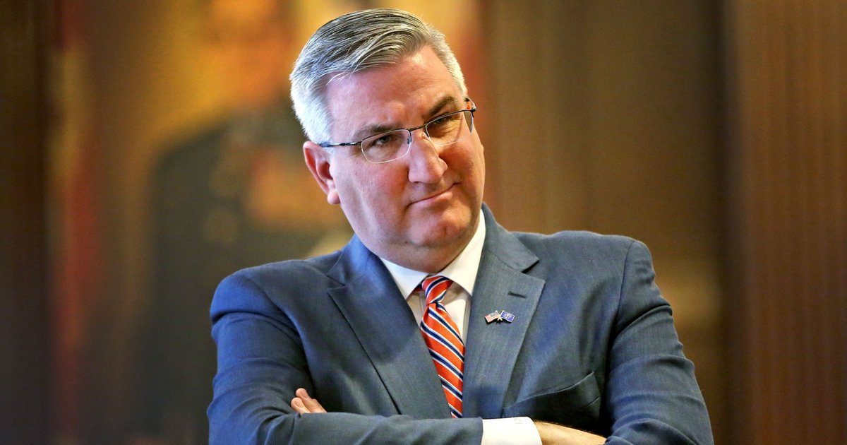Gov. Holcomb calls special legislative session after chaotic end to session https://t.co/NoEvLeS3ai