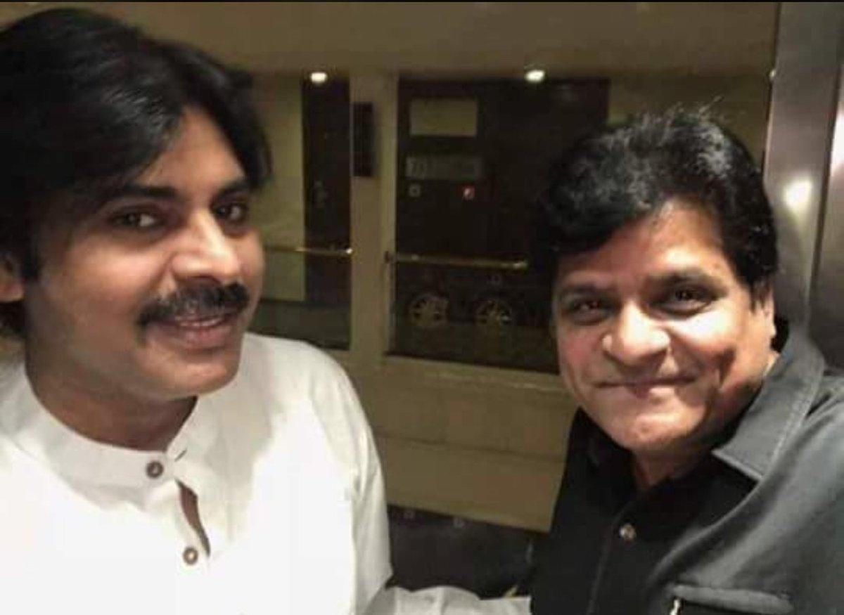 "Pawan Kalyan Fans on Twitter: ""@PawanKalyan and Ali selfie moment  #FriendshipGoals… """