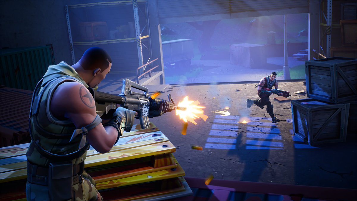 Fortnite Battle Royale's new Blitz mode is fast, funny and perfect for mobile https://t.co/E4wRhVy8FW
