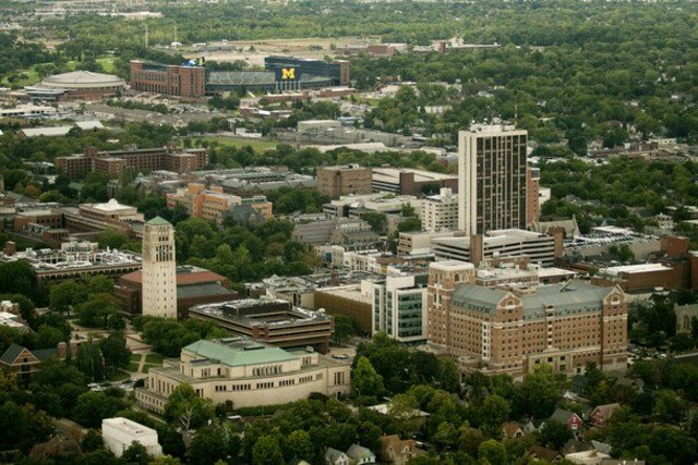 Ann Arbor voted best city in America to...