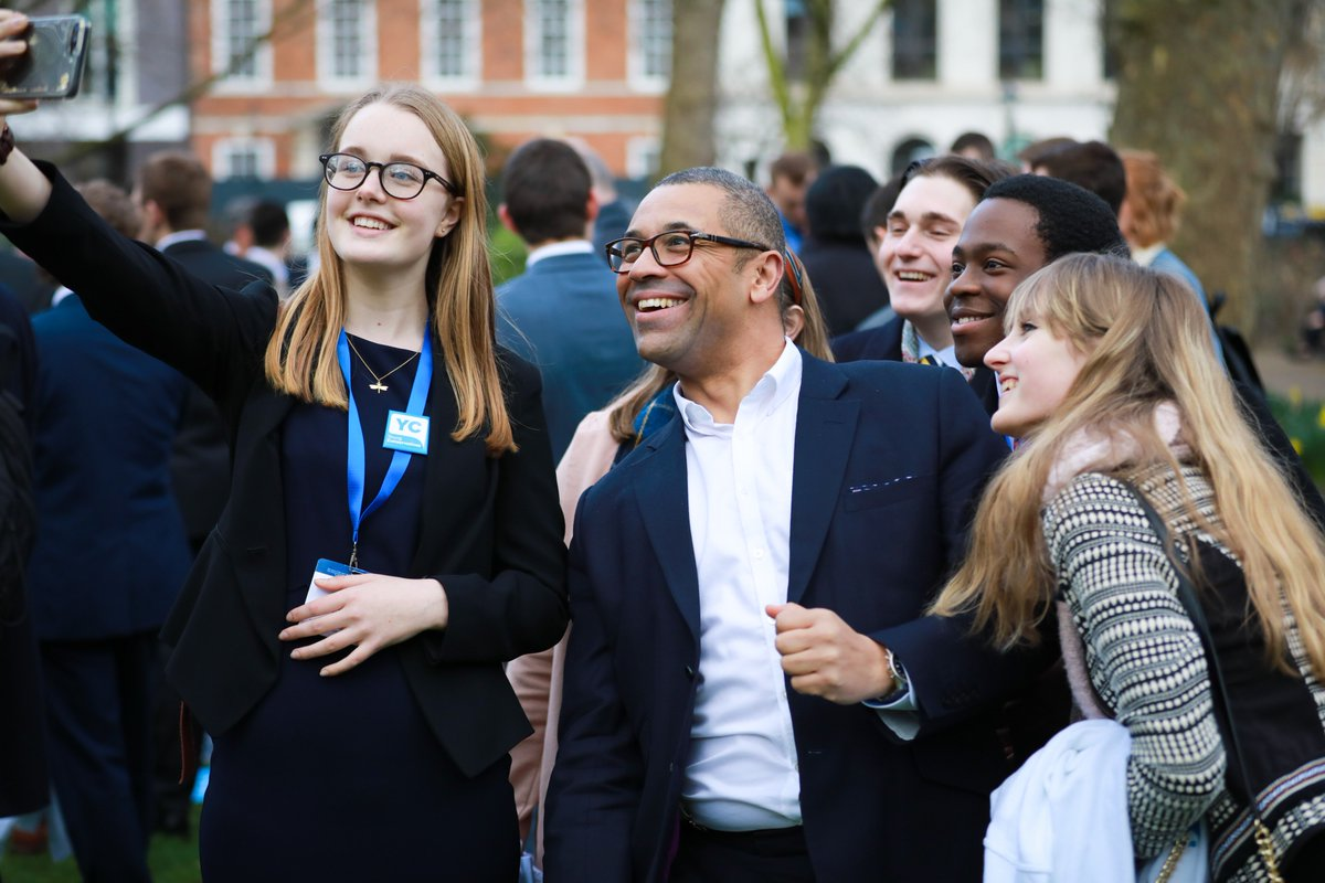 1. We had the launch of @young_tories at #SpringForum. Under 25? Join today: https://t.co/QsExWuEwmP