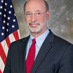 Image for the Tweet beginning: BREAKING: @GovernorTomWolf to announce a
