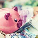 Image for the Tweet beginning: Break open the piggy bank