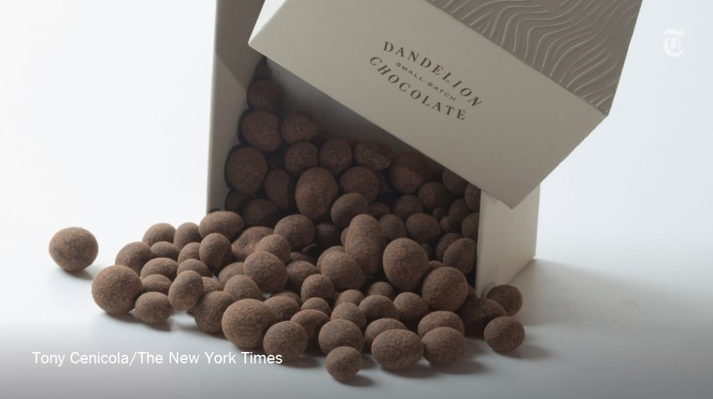 How a chocolate-covered and cocoa-dusted coffee bean helps tell a story about Yemen https://t.co/ZKO1XfqLPz https://t.co/vDOHbvLcSL