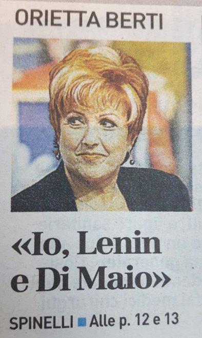 La dittatura del proletariato ha una nuo...