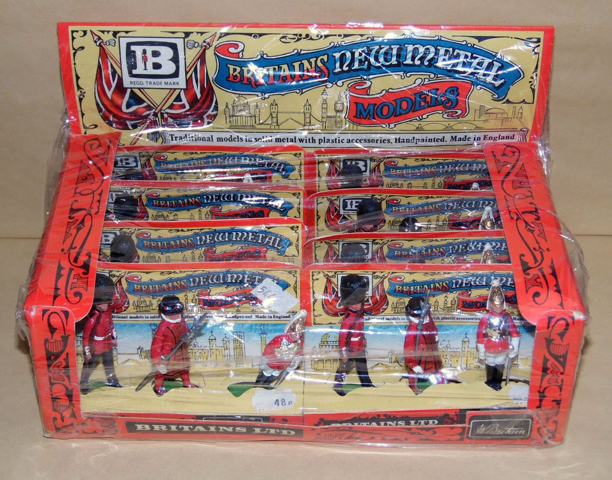 Erimus Collectables On Twitter Check Out Britains Trade Box Of 8 Sets Ceremonial Metal Toy Soldier Figures 7223 Britains Https T Co Qrh3j6wwyd Via Ebay Https T Co Kirlz4dvbc