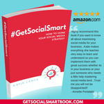 Check out our 60+ 5-star reviews! Stop spinning your wheels with social media with my book, #GetSocialSmart: https://t.co/sRBmVlygMa