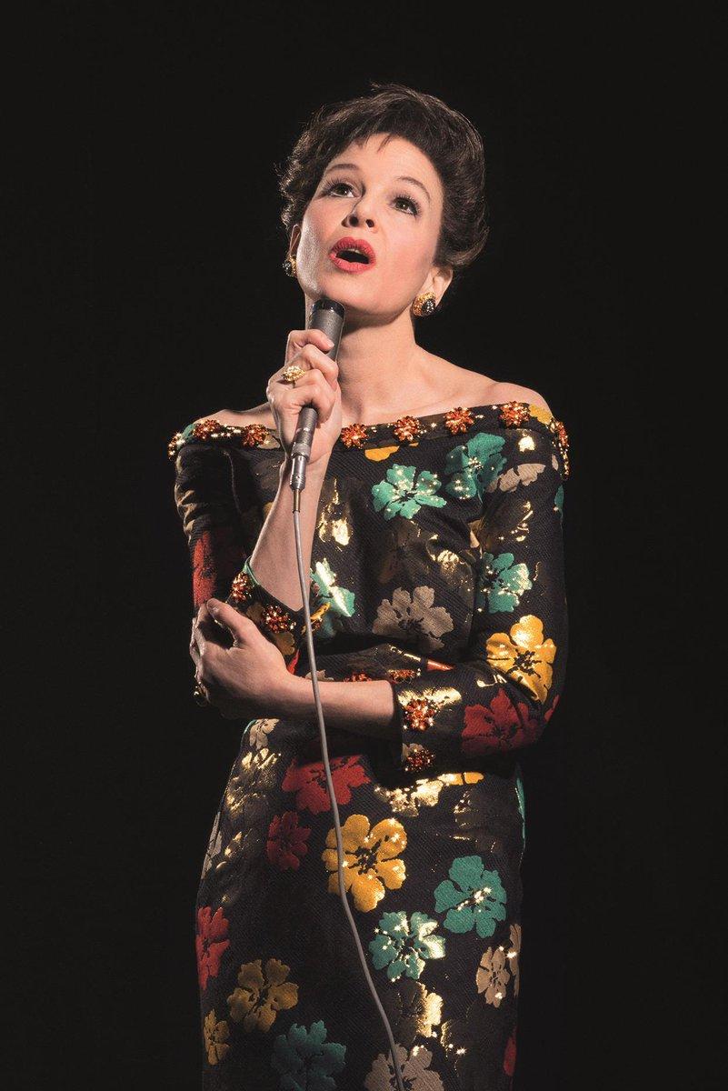 First look at Renée Zellweger as Judy Garland in #Judy. https://t.co/23NQ4BcU6d
