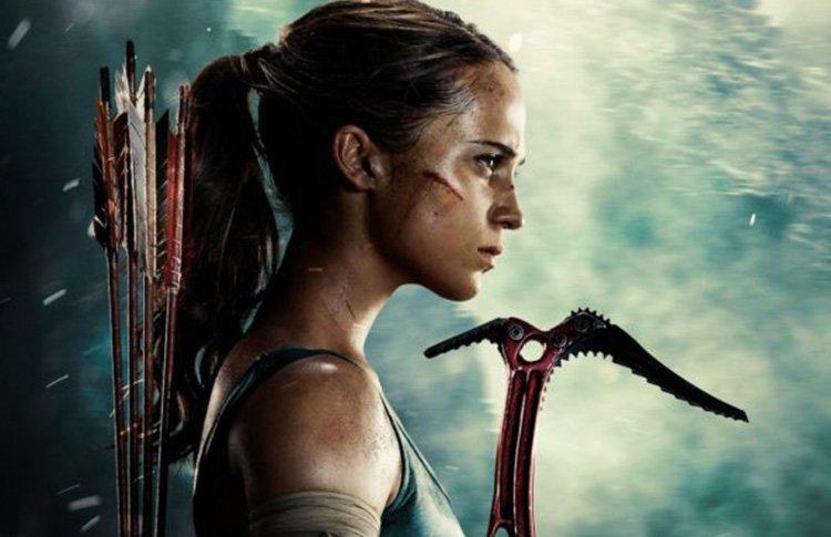 #InsideWarner| Alicia Vikander conquista a la crítica con su Lara Croft 👉 bit.ly/2DH0Idu 🤩
