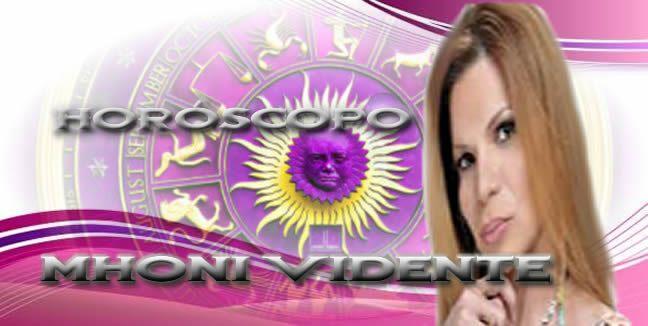 Mhoni Vidente: Horóscopo del día 20 de m...