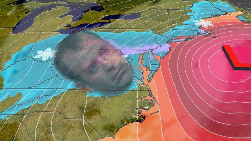 Looks like #WinterStormToby is really ba...