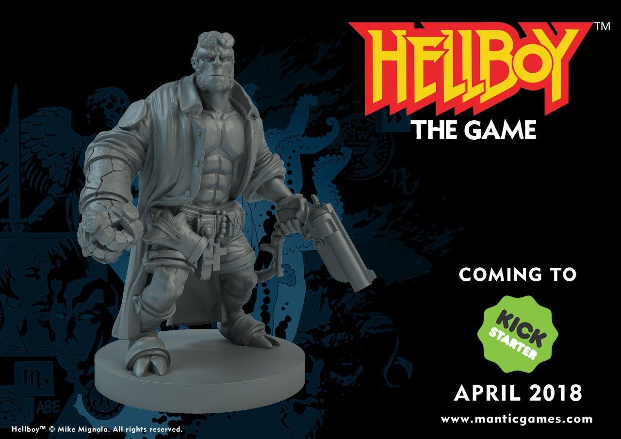 hellboy juego de mesa