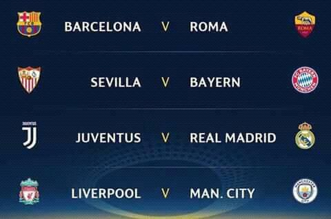 #Ucldraw Latest News Trends Updates Images - Super_Sports_10