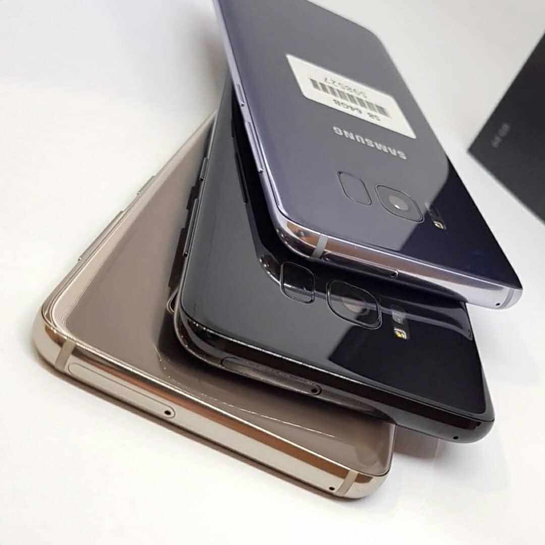 Samsung Galaxy S8 Plus Smartphone Gold Garansi Internasional 1 Tahun Samsung Galaxy S8 Plus G955 Smartphone