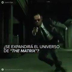 #InsideWarner> ¿Viviremos nuevas historias en la Matrix? 🤯🤯 #TheMatrix