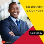 The #taxdeadline is approaching, fast! File your #taxes today with #ATCIncomeTax: https://t.co/Ojoe1RrEsI