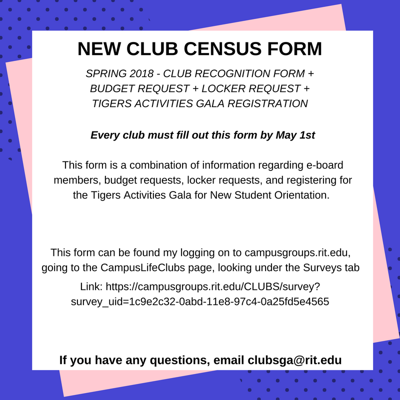 Clubsatrit on twitter new club census form must be completed by 1222 pm 19 mar 2018 thecheapjerseys Gallery