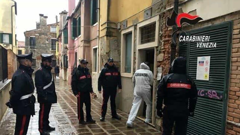 Orrore a Venezia: trovatocadavere mummi...