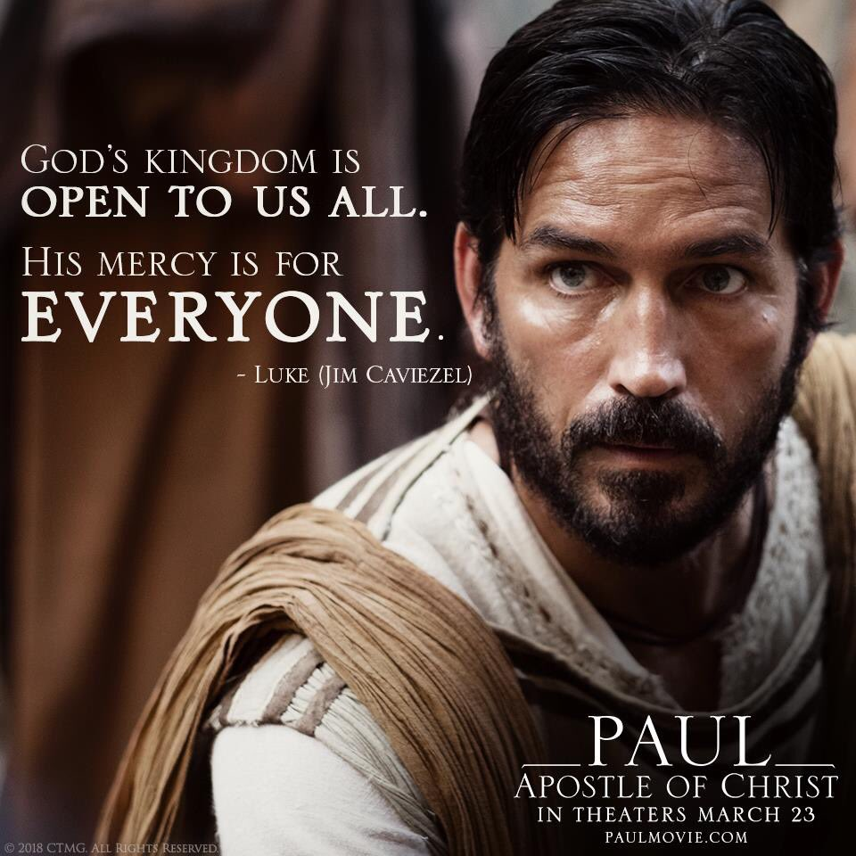 Paul Apostle Movie on Twitter: