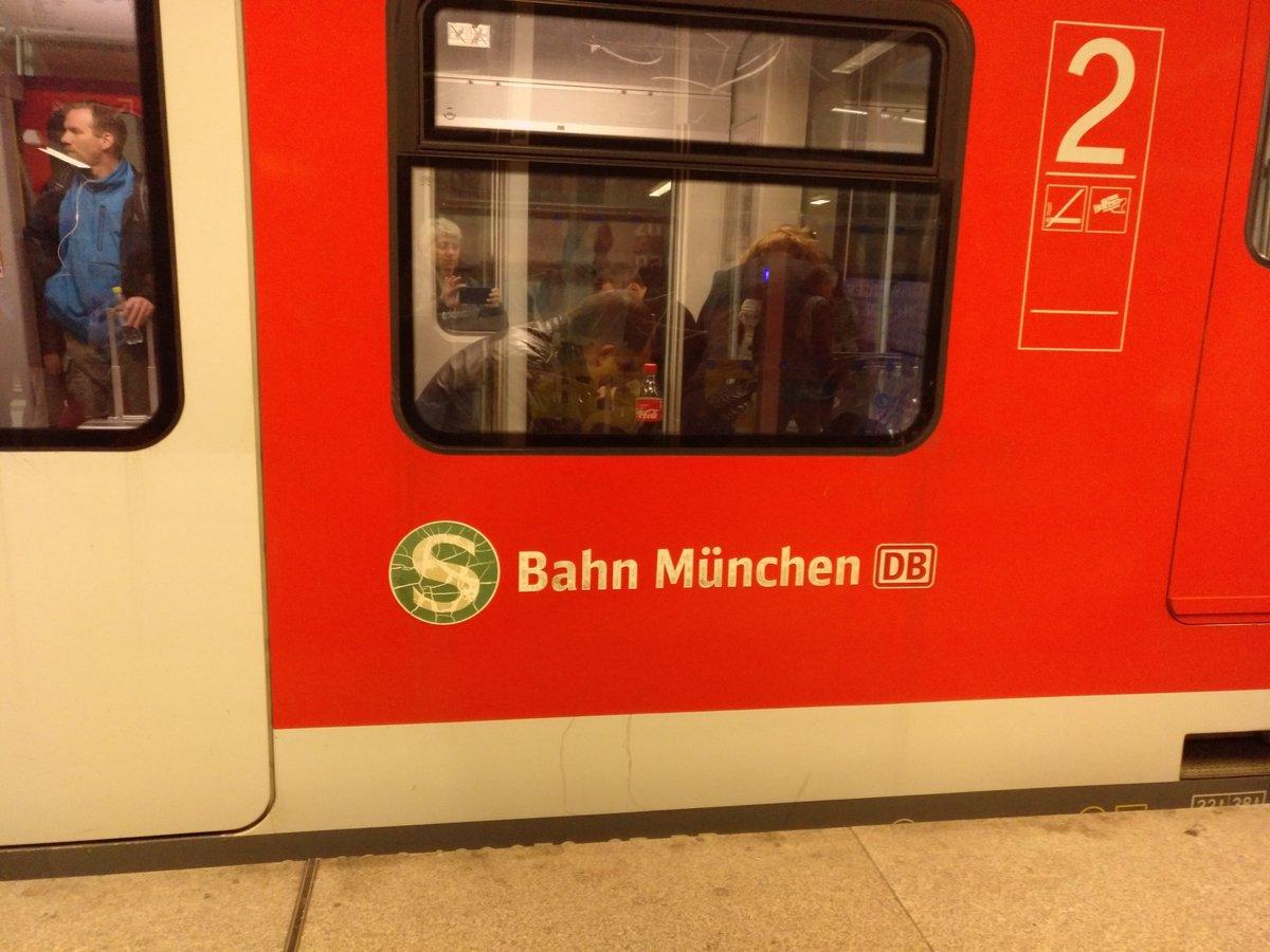 Avui Alemanya, a Munich. https://t.co/AM...
