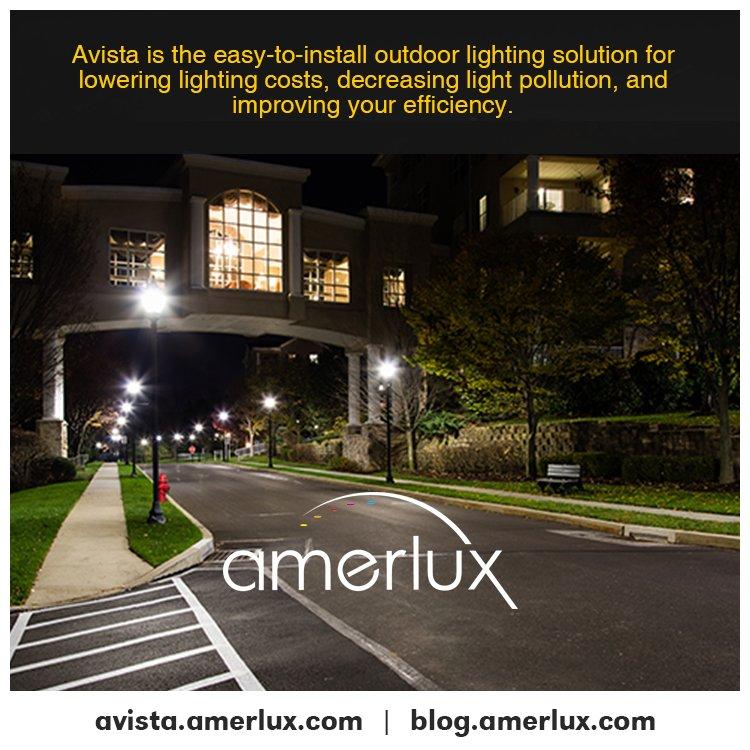 ট ইট র Amerluxlighting Avista Is The Easy To Install Outdoor Lighting Solution For Lowering Lighting Costs And Improving Your Efficiency Learn More At Https T Co Wqhriuwrlh Lighting Design Architecture Amerlux Lightinginspiration