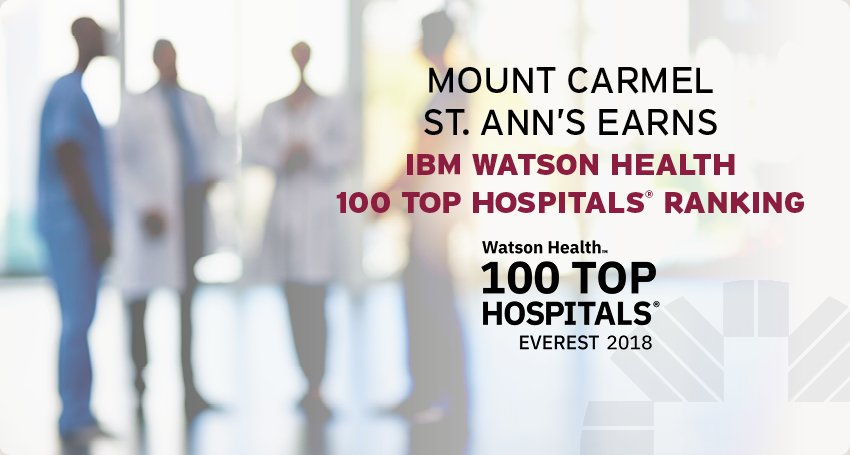application paper truven health 100 top hospitals As a member of the sutter health family of hospitals,  an independent analysis by truven health analytics found that sutter health and other top-performing.