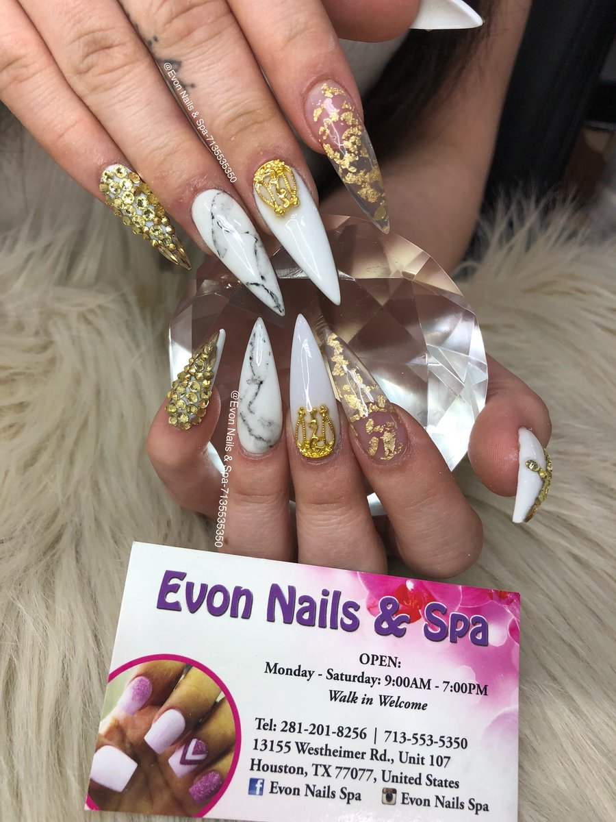 Evon Nails And Spa | Best Nail Designs 2018
